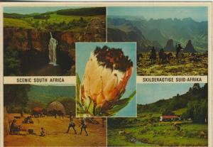 Skilderagtige / Süd Afrika v. 1968  5 Ansichten (55439)