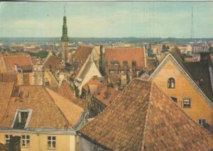 Tallinn v. 1966  Teil-Stadt-Ansicht  (55440)
