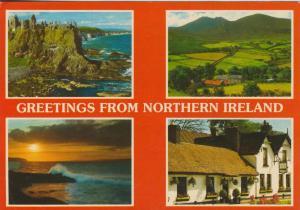 Northern Ireland v. 1974 4 Ansichten  (55448)