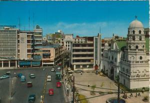 Sta. Cruz v. 1972  Teil-Stadt-Ansicht  (55486)