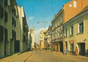 Vilnius v. 1983  Maxim Gorky Street  (55001)