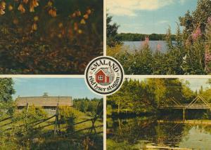 Smaland v. 1976  4 Ansichten  (55049)