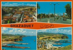 Ghazaouet v. 1978  4 Ansichten - Voe generale  (55094)