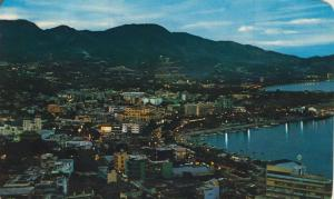 Acapulco v. 1978  Teil-Stadt-Ansicht (56063)