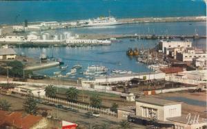 Tanger v. 1965  The Station and the Port  (56080)
