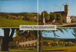 Bad Tatzmannsdorf v. 1968  4 Dorf-Ansichten (56167)