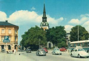 Södertälje v. 1976  Innenstadt  (55166)