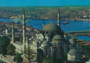 Istanbul v. 1976  Mosquee Süleymaniye   (56663)