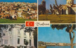 Trabzon v. 1976  4 Stadt-Ansichten   (56671)