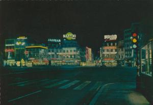 Bruxelles v. 1966  Parte et Avenue Louise  (56696)