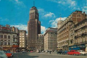 Antwerpen v. 1968  Meir Platz und Torengebouw  (56698)