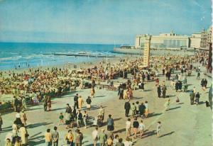 Antwerpen v. 1967  Beach und Kursaal mit Sondermarken  (56803)