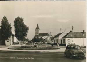 Podersdorf am See v. 1968  Innenstadt  (56831)