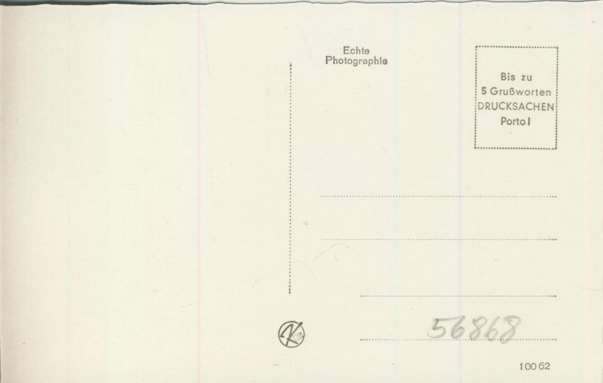 St. Pölten-Süd v. 1962  5 Ansichten u.a. Lichtspielehaus und alte VW Käfer und VW Bully  (56868) 1
