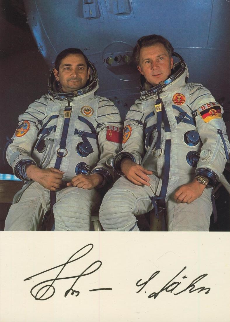 Russland -- Gemeinsamer Kosmosflug UDSSR / DDR  (56871) 0