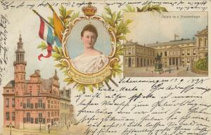 Niederlande v. 1898  Königin Wilhelmina der Niederlanden  (57067)