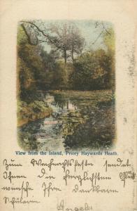 Island v. 1902  Priory Haywards Heath  (57101)