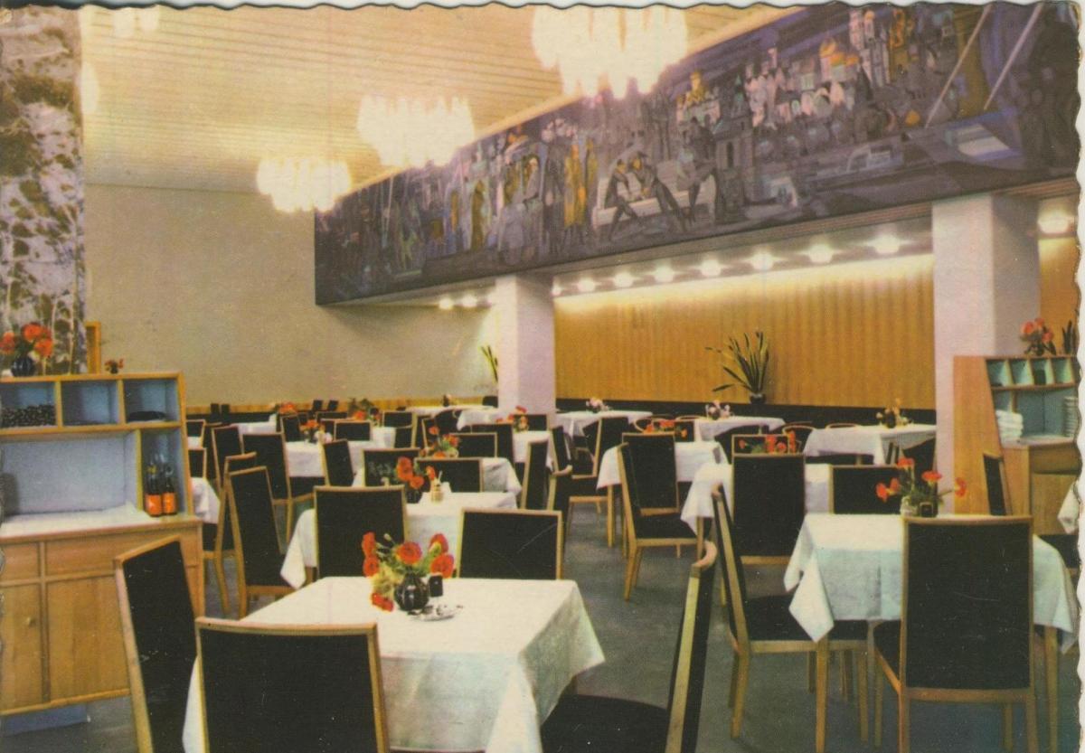 Magdeburg v. 1965  Hotel