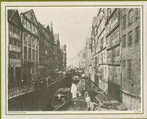Hamburg v. 1900  Die Holländische Reihe  (57535)