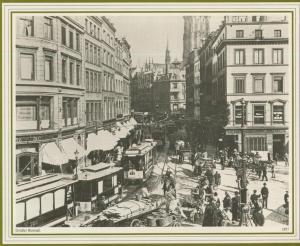Hamburg v. 1897  Großer Burstah  (57542)