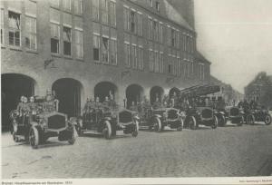 Bremen v. 1910  Hauptfeuerwache am Wandrahm  (57568)