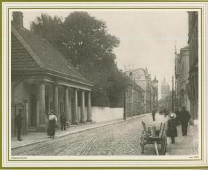 Osnabrück v. 1905  Johannisstrasse  (57581)