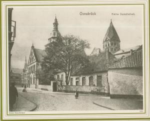 Osnabrück v. 1912  Kleine Domsfreiheit  (57586)