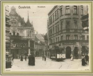 Osnabrück v. 1905  Nicolaiort  (57589)