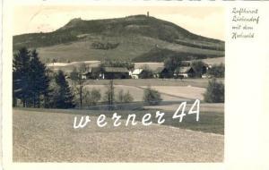 Lückendorf v. 1937  Teil-Dorf-Ansicht -- siehe Foto!!  (32806)
