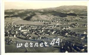 Köflach v. 1929  Dorfansicht  -- siehe Foto !!  (32817)