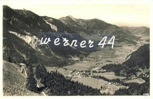 Bayrischzell v. 1937  Dorfansicht-- siehe Foto !!  (32856)