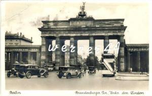 Berlin v. 1934  -- siehe Foto !!  (32888)
