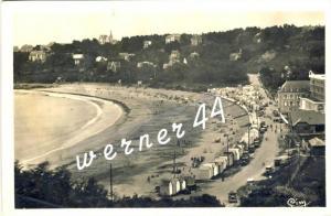 Perros Guirec v. 1938  Grande Ülage de Trestraou -- siehe Foto !!  (32898)
