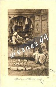 Scenes v. 1916  Boutique d Epicier  -- siehe Foto !!  (32983)