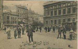 Liege v. 1915  Place Saint Lambert  (57773)