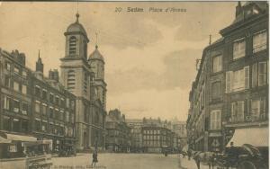 Sedan v. 1915  Place d`Armes  (57778)