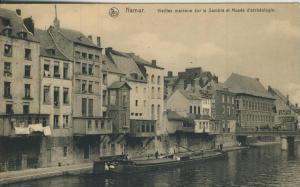 Namur v. 1914  Teil-Stadt-Ansicht  (577781)