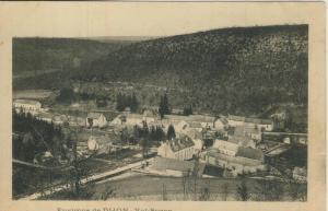 Dijon v. 1914  Dorfansicht  (57799-15)