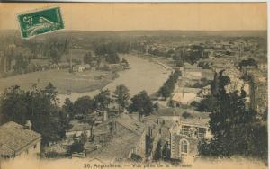 Angouleme v. 1922  Stadtansicht  (57799-22)