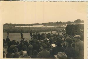 Raddagshausen und Harz v. 20 April 1936  Aufmarsch der Wehrmacht  (57832)