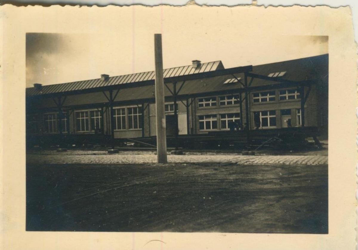 Raddagshausen und Harz v. 1939  Bergbau-Fabrik v. Erich Aust -- siehe Rückseite !!  (57835) 0