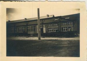 Raddagshausen und Harz v. 1939  Bergbau-Fabrik v. Erich Aust -- siehe Rückseite !!  (57835)