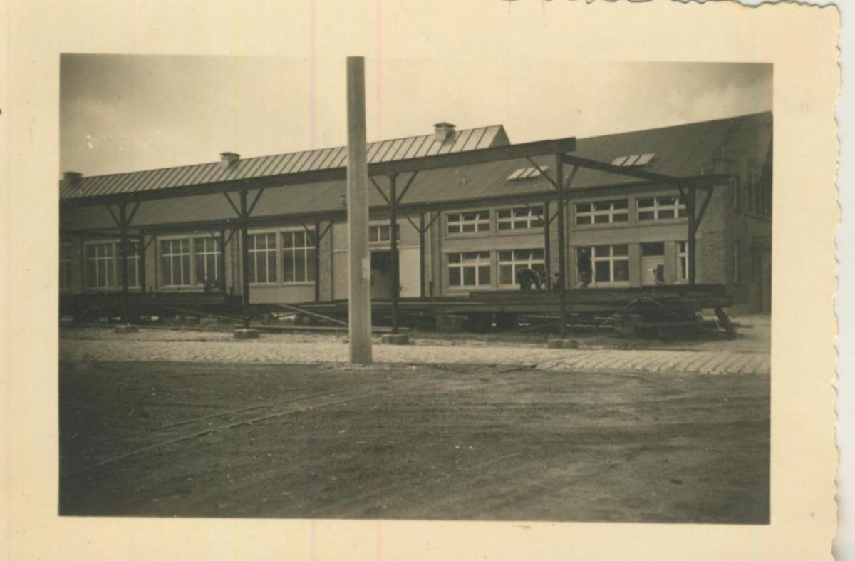 Raddagshausen und Harz v. 1939  Bergbau-Fabrik v. Erich Aust -- siehe Rückseite !!  (57836) 0
