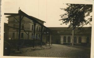 Raddagshausen und Harz v. 1939  Bergbau-Fabrik v. Erich Aust -- siehe Rückseite !!  (57838)