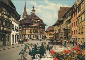 Stein am Rhein v. 1974  Innenstadt  (57872)