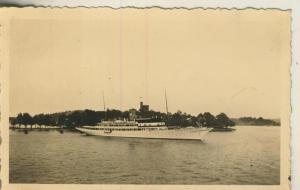 Dampfer v. 1939  siehe Foto !!  (57972)