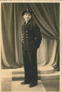 M.S. General von Steuben v. 1938  Kriegsmarine Soldat der Steuben  (57974)