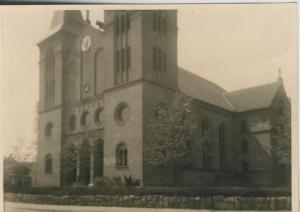 Beverstedt v. 1936  Kirche  (58240)