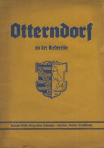 Otterndorf an der Niederelbe v. 1935  Heft mit 20 Seiten,viele Foto`s und Werbung  (58247)