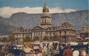 Kap der guten Hoffnung v. 1982  Cape Town City Hall  (58316)
